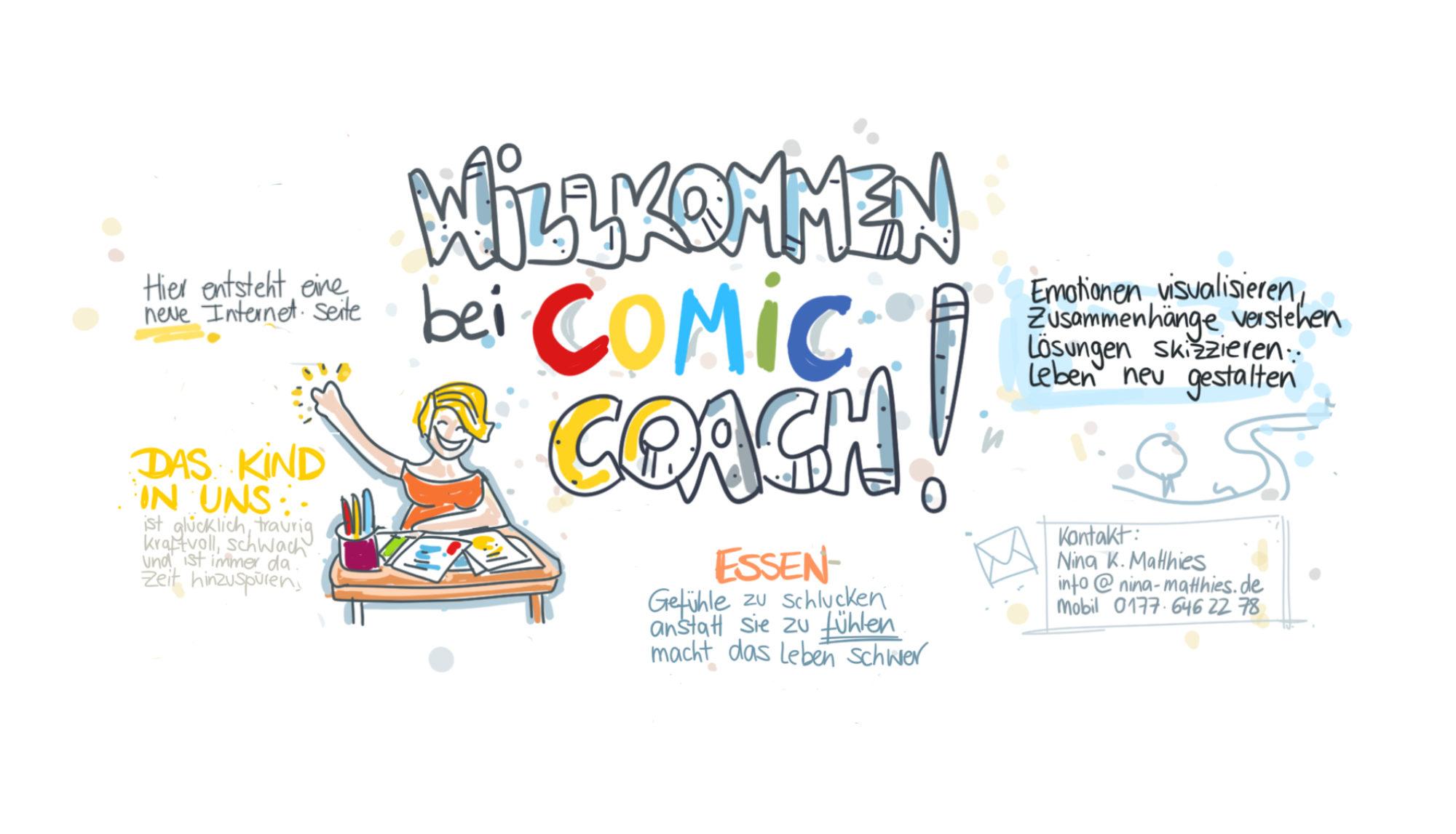 Comic Coach